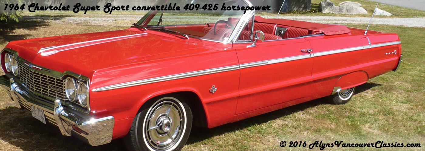1964-Chevrolet-Super-Sport-convertible-front